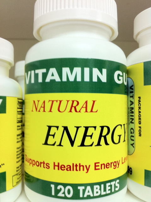 Natural Energy Multivitamin (120 Tablet)