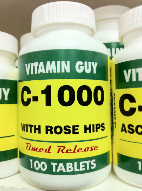 C-1000 w/ Rose Hips Time Release (100 tablets)