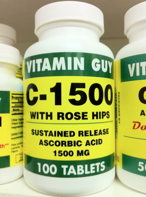 C-1500 w/ Rose Hips Time Release (100 tablets)