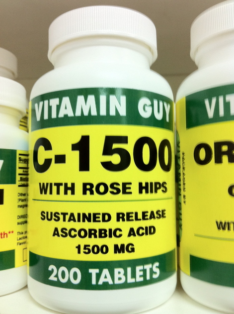 C-1500 w/ Rose Hips Time Release (200 tablets)