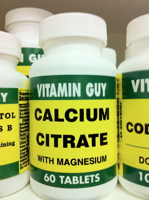 Calcium Citrate 1000 mg (60 Tablet)