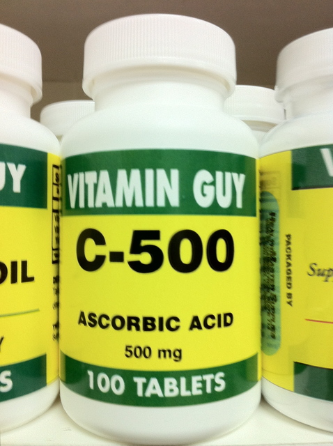 C-500 Absorbic Acid (100 Tablet)