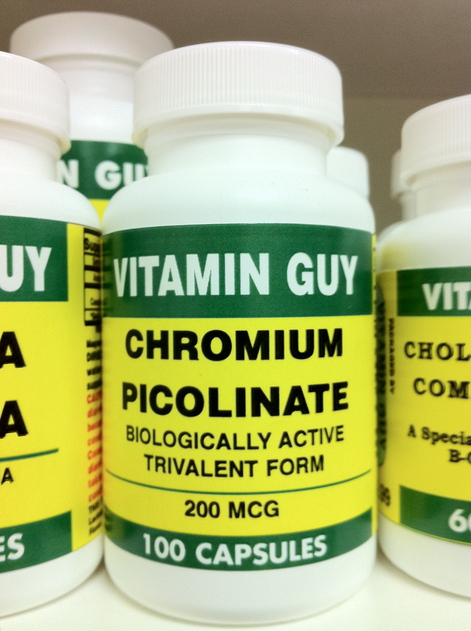 Chromium Picolinate 200 mg (100 Capsule)