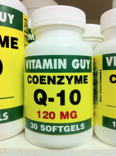 CoQ-10 120 mg (30 softgels)