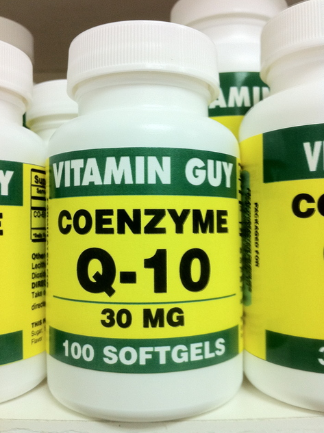 CoQ-10 30 mg (100 softgels)