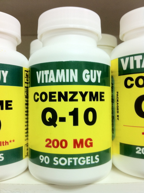 CoQ-10 200 mg (90 softgels)