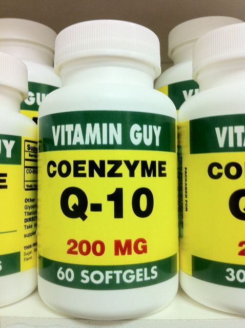 CoQ-10 200 mg (60 softgels)