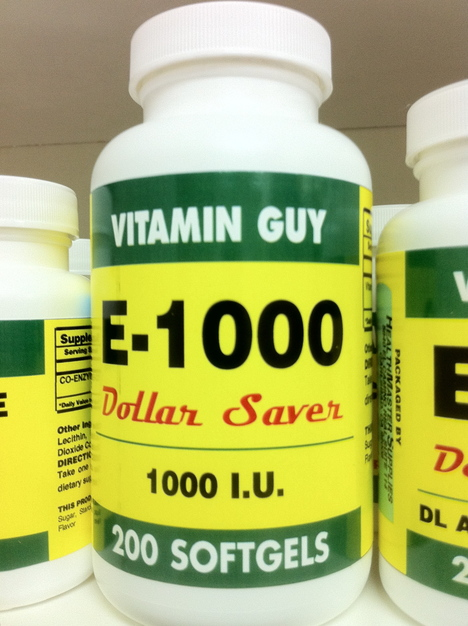 E-1000 1000 mg (200 softgels)