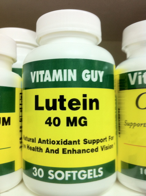 Lutein 40 mg (30 count)