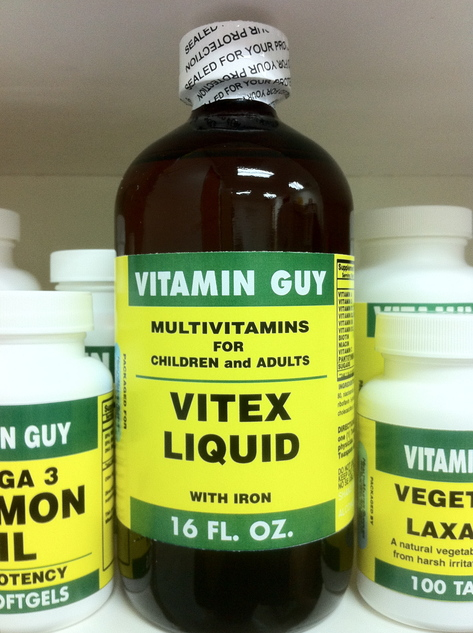 Vitex Multi Liquid 16 oz