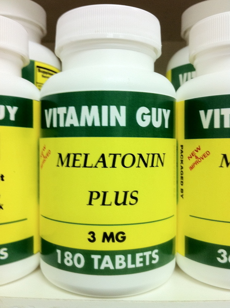 Melatonin Plus 3 mg (180 Capsules)