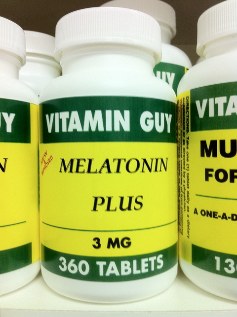 Melatonin Plus 3 mg-Super Saver (360 Capsules)