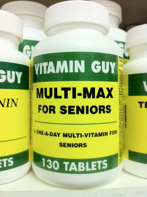 Multi-Max Senior (130 Tablet)