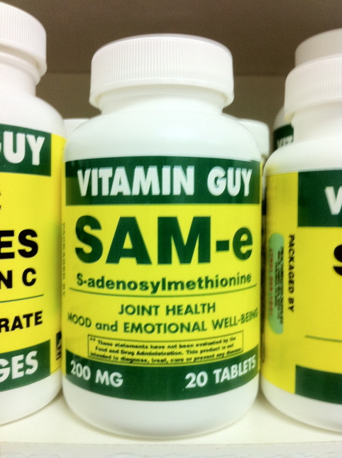 Sam-E 200 mg (20 Tablet)