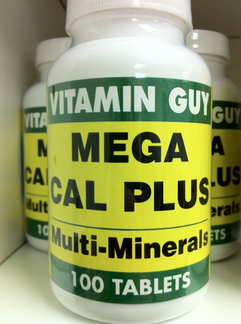 Mega Cal Plus (Cal Mag Plus) (100 Tablet)